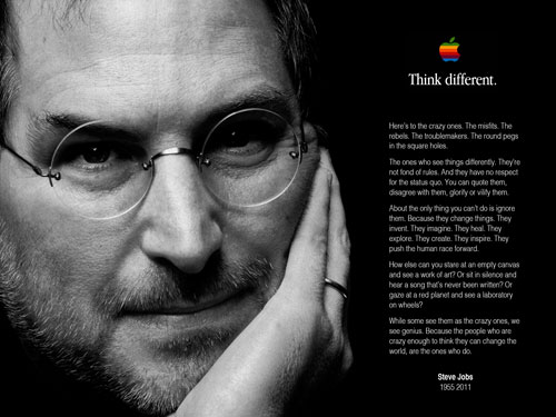Steve Jobs, A Month Goes On